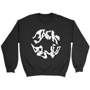 Jackboys  Travis Scott Logo Sweatshirt