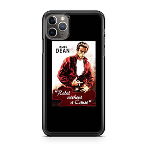 James Dean Rebel Without A Cause Film Retro iPhone 11 Pro Max Case