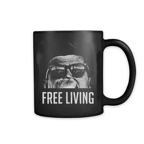 Jfk Free Living 11oz Mug