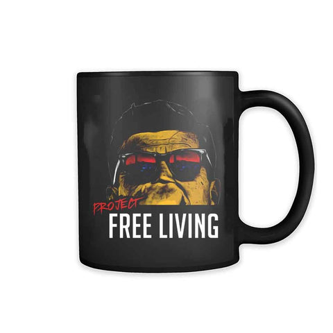 Jfk Free Living Full Color 11oz Mug