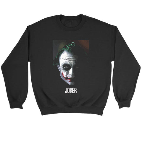 Joker Face Sweatshirt