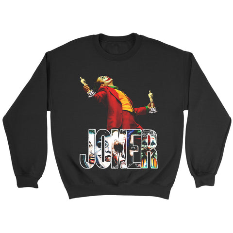 Joker The Oscar Sweatshirt