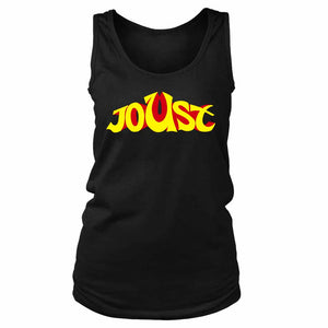 Joust Video Game Women's Tank Top