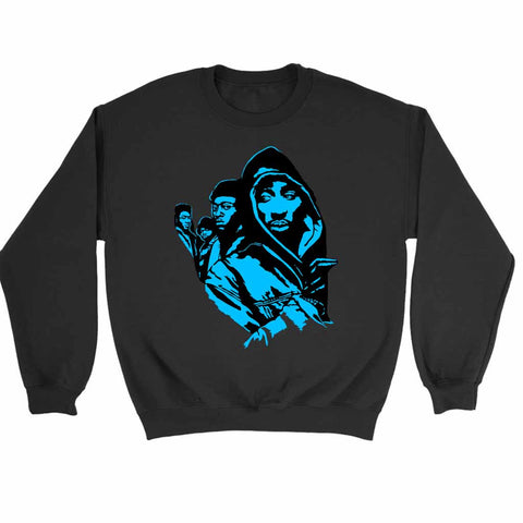 Juice Movie Tupac 2pac Bishop Biggie Tribe Sweatshirt