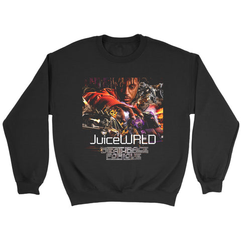 Juice Wrld Death Race For Love Sweatshirt
