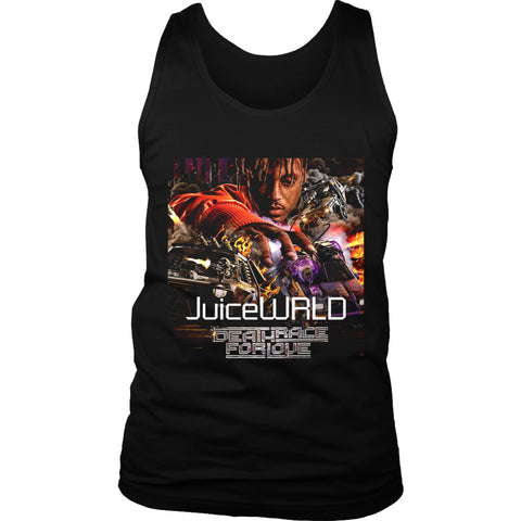 Juice Wrld Death Race For Love Men's Tank Top