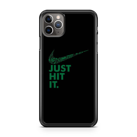 Just Hit It Parody iPhone 11 Pro Max Case