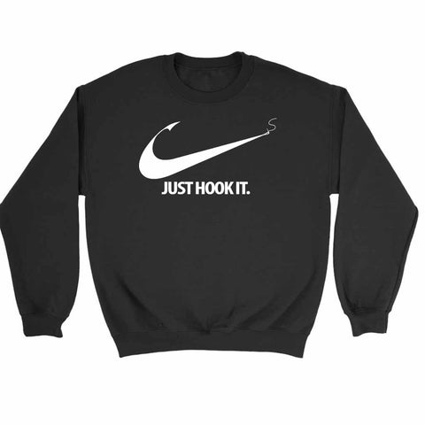 Just Hook It Sweatshirt