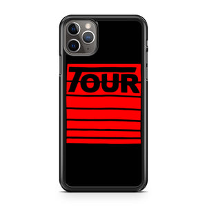 Justin Bieber Purpose Stadium Tour iPhone Case