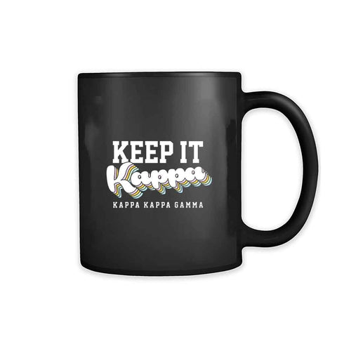 Kappa Kappa Gamma Sayings 11oz Mug