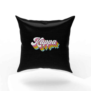 Kappa Kappa Gamma St Lawrence University Pillow Case Cover
