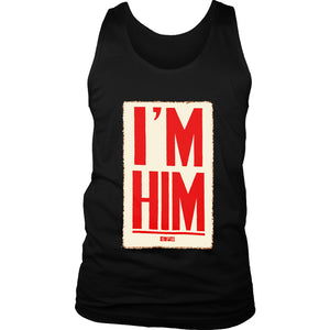 Kevin Gates I Am Him Art Men's Tank Top