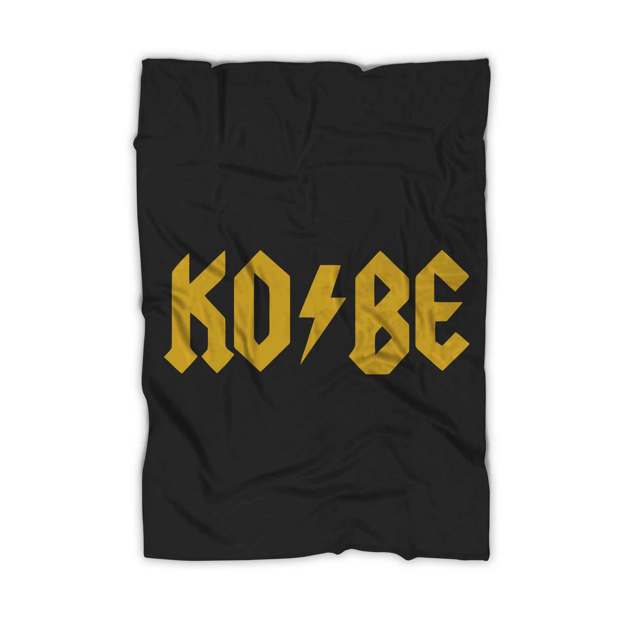 Kobe Bryant Lakers Blanket