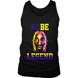 Kobe Bryant Legend Men's Tank Top