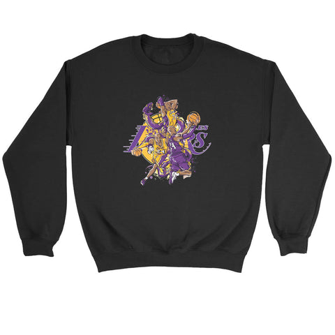 Kobe Bryant Los Angeles Lakers Sweatshirt