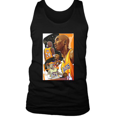 Kobe Bryant Rip 1978 2020 Men's Tank Top