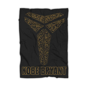 Kobe Bryant The Black Mamba Blanket