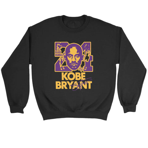Kobe Bryant The Black Mamba Sweatshirt