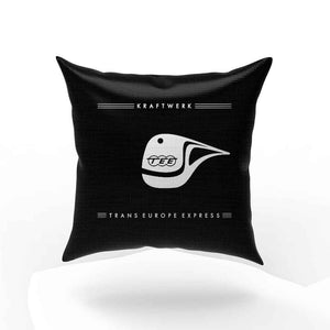 Kraftwerk Trans Europa Express Cover Pillow Case Cover