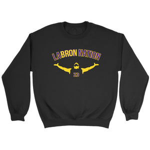 Labron Basketball 23 Nba Sweatshirt