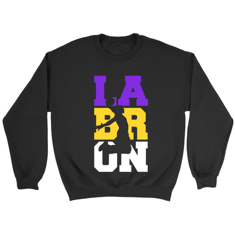 Labron Basketball Sweatshirt