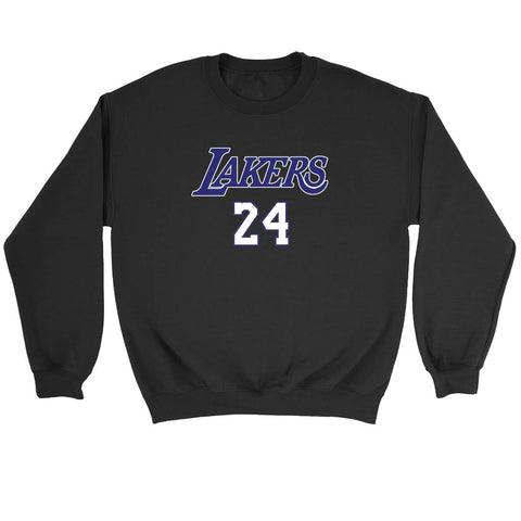 Lakers Kobe Bryant 24 Sweatshirt