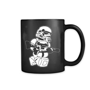 Lego Starwars Trooper Funny Weapon 11oz Mug