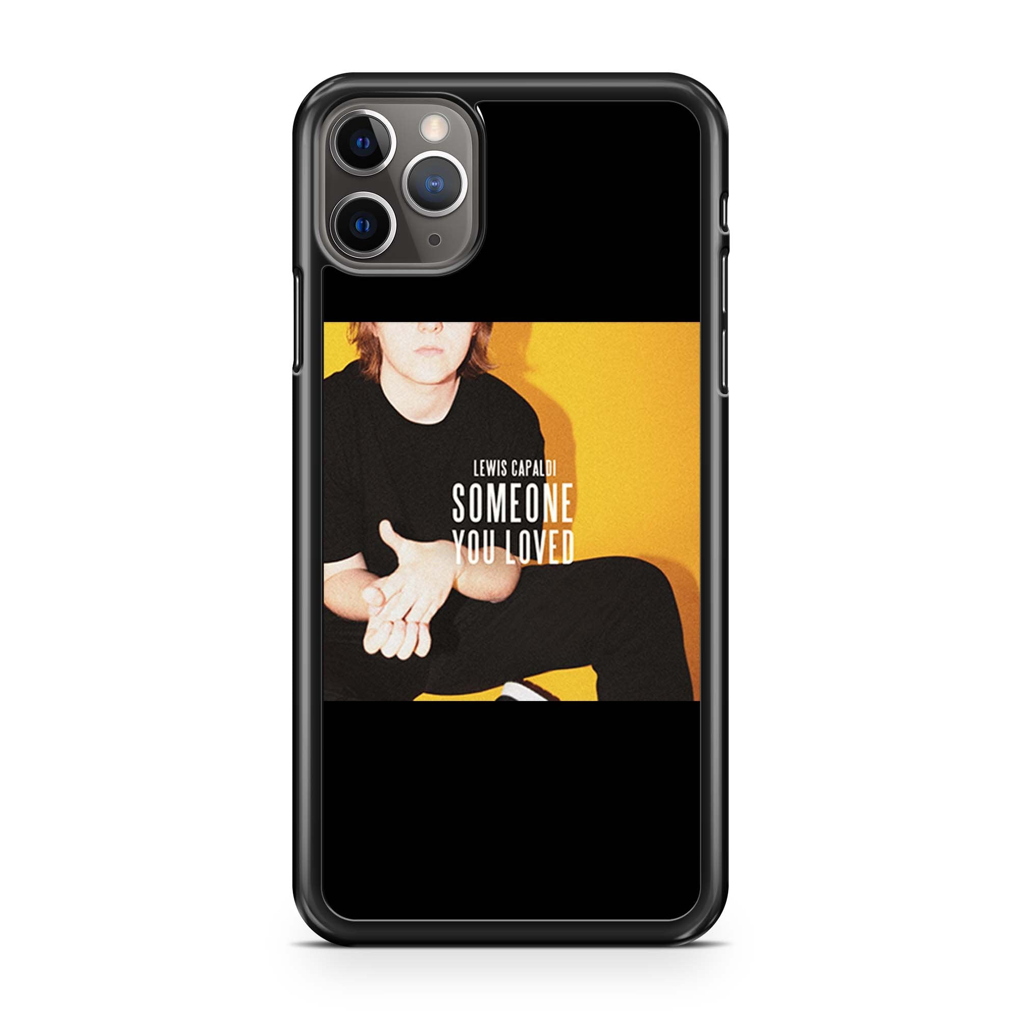Lewis Capaldi Someone You Loved  Cover iPhone 11 Pro Max Case