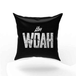 Lil Baby Woah Pillow Case Cover