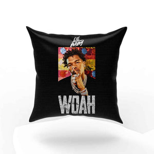 Lil Baby Woah V2 Pillow Case Cover