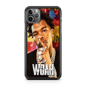 Lil Baby Woah V2 iPhone Case
