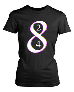 Los Angeles La Laker Legend Kobe Bryant Retiring 8 And 24 Jersey Numbers Women's T-Shirt