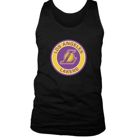 Los Angeles Lakers Logo Men's Tank Top