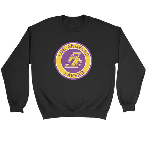 Los Angeles Lakers Logo Sweatshirt