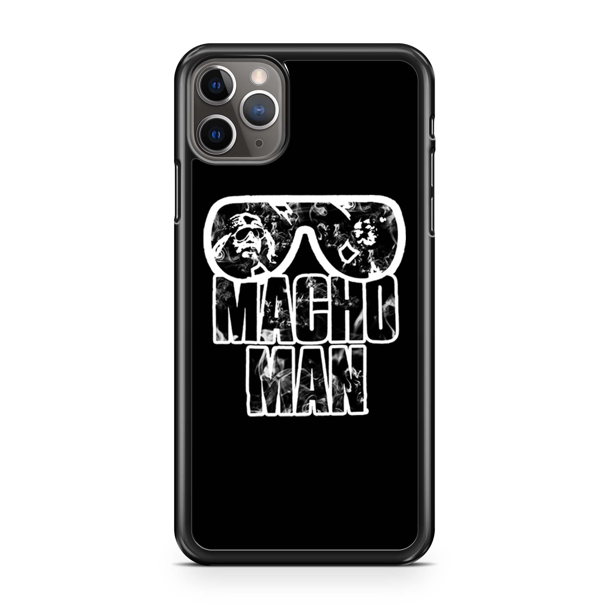 Macho Man iPhone 11 Pro Max Case