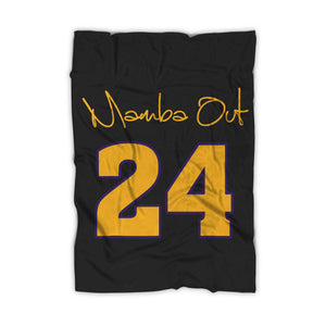 Mamba Out 24 Blanket