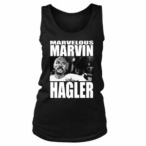 Marvelous Marvin Hagler Boxing Legend Women's Tank Top