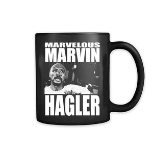 Marvelous Marvin Hagler Boxing Legend 11oz Mug