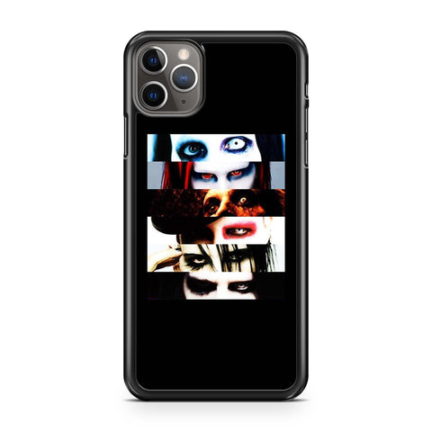 Marylin Manson Eye iPhone 11 Pro Max Case
