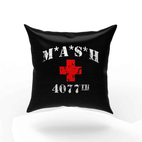 Mash 4077th Tv Division Pillow Case Cover