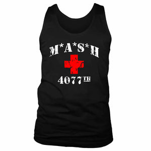 Mash 4077th Tv Division Men's Tank Top