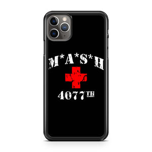 Mash 4077th Tv Division iPhone Case