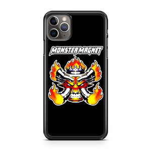 Monster Magnet Bull Logo iPhone 11 Pro Max Case