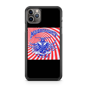 Monster Magnet Evil Glitterhouse Cover iPhone 11 Pro Max Case