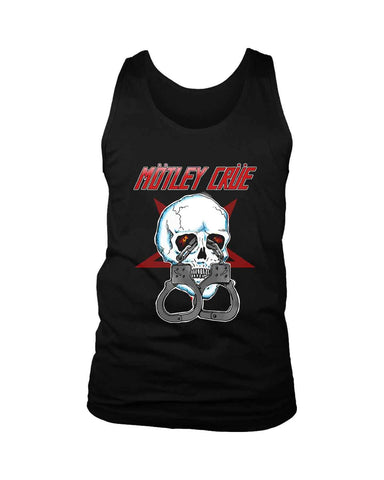 Motley Crue Men's Tank Top