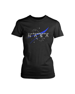 Nasa Ariana Grande  Women's T-Shirt