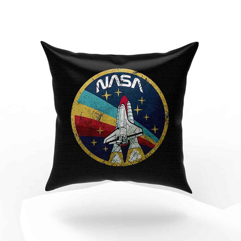 Nasa Vintage Colors V01 Pillow Case Cover