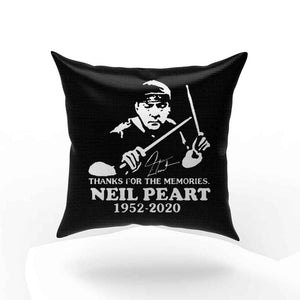 Neil Peart Rip Pillow Case Cover