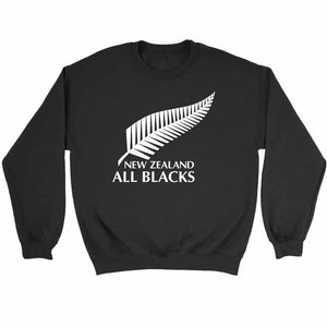 New Zealand All Blacks National Rugby Sweatshirt