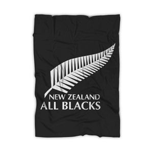 New Zealand All Blacks National Rugby Blanket
